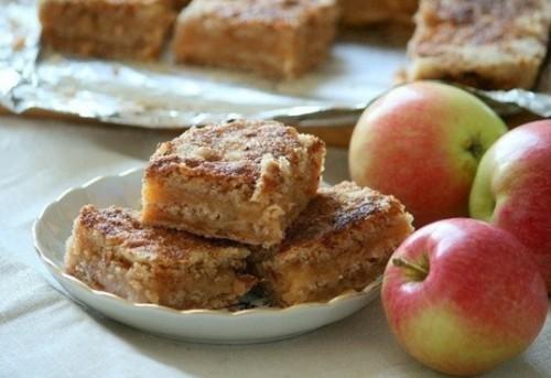 яблочный пирог по-венгерски