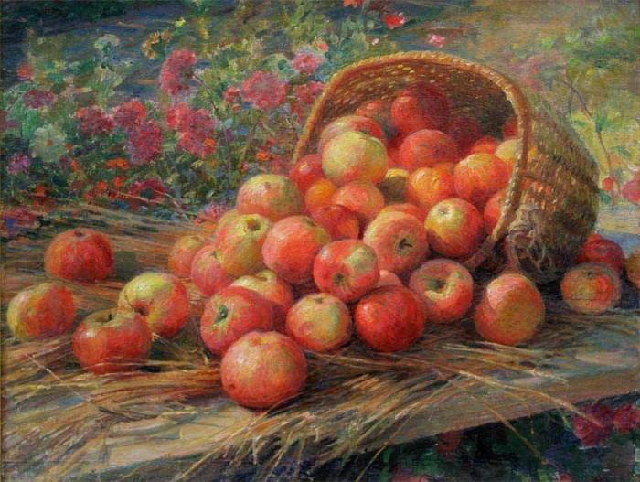 яблочный спас -12