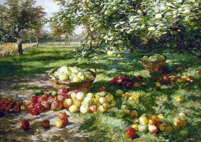 яблочный спас -13
