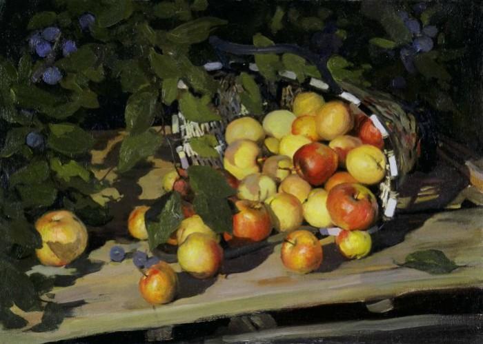 яблочный спас -14