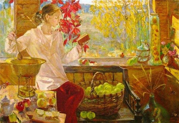 яблочный спас -15