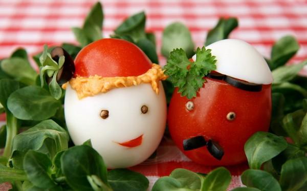 вкусные фото блюда из яиц - 04
