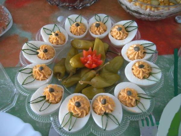 вкусные фото блюда из яиц - 09