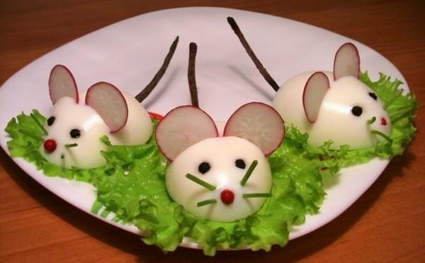 вкусные фото блюда из яиц - 11