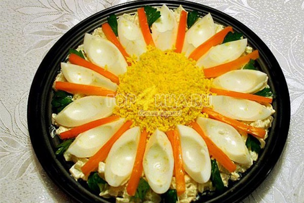 вкусные фото блюда из яиц - 13