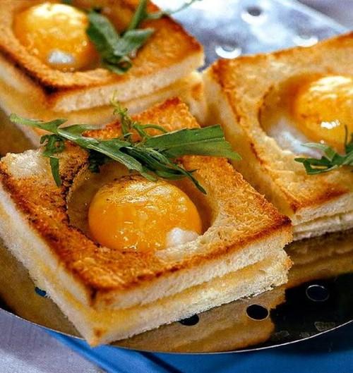 вкусные фото блюда из яиц - 21