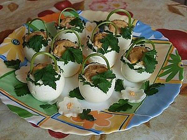 вкусные фото блюда из яиц - 08