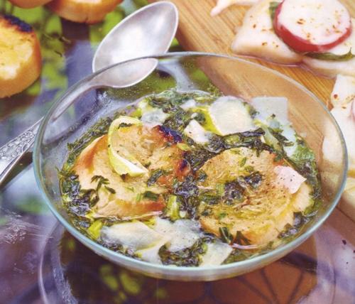 рецепты супов суп Дачный