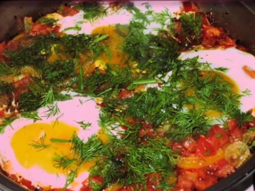 яичница по-армянски рецепты