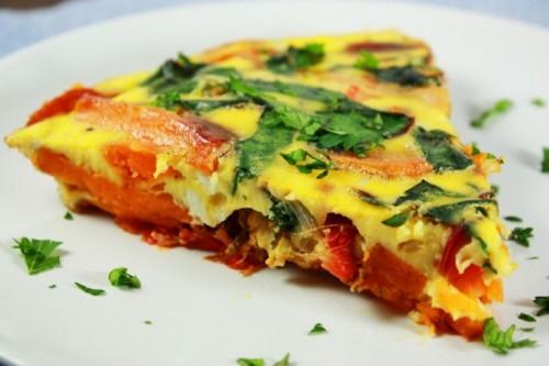рецепт яичницы по-испански