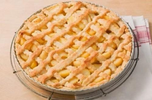 яблочный пирог венский вечер