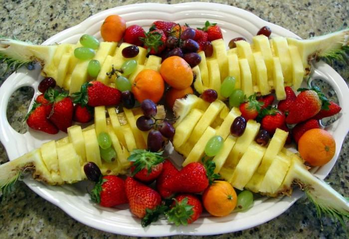 фруктовая нарезка -2-02