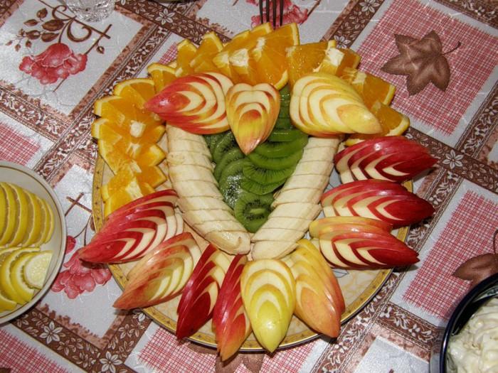 фруктовая нарезка -2-07