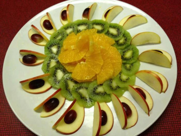 фруктовая нарезка -2-13