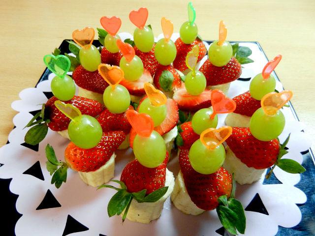 фруктовая нарезка -2-14