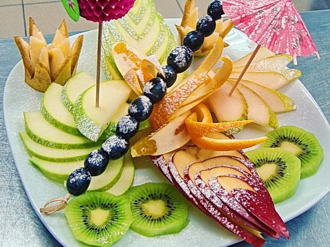 фруктовая нарезка -2-15