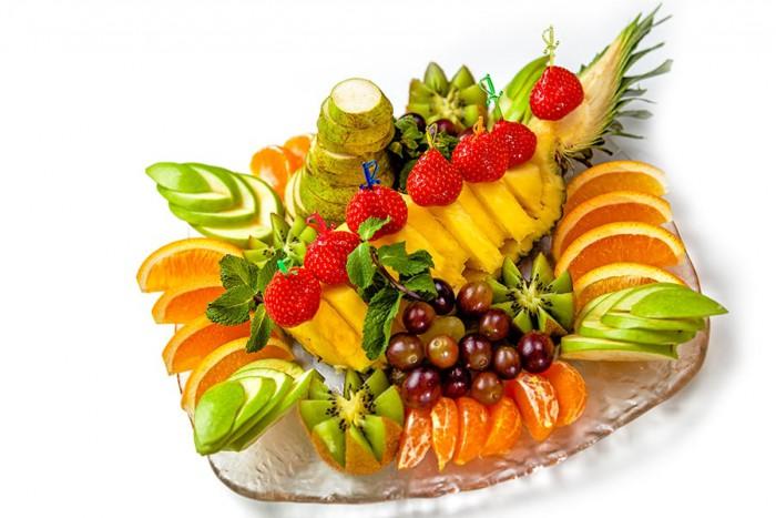 фруктовая нарезка -2-17
