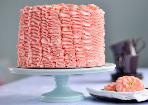 торт Розовая мечта - 01