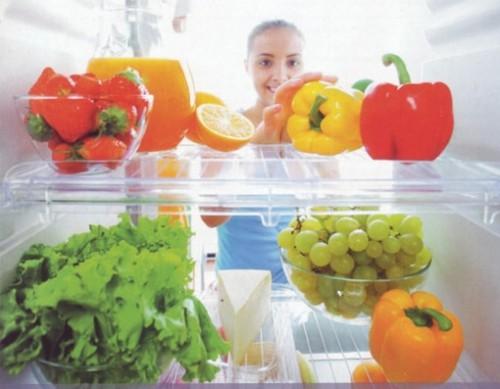 как хранить продукты в холодильнике – 01