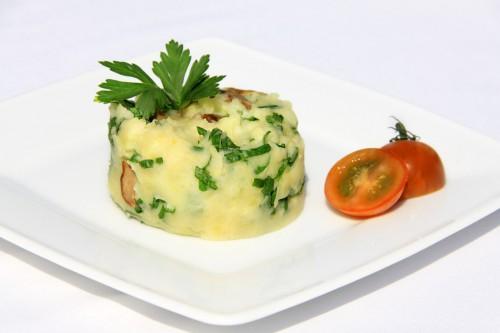 картофельное пюре рецепт - 01
