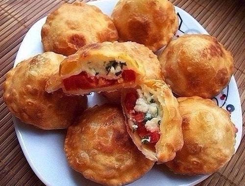 рецепт пирожков итальянская бомба - 01