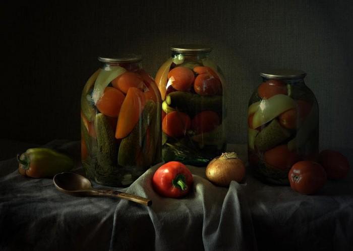 вкусные фото натюрморты - 07