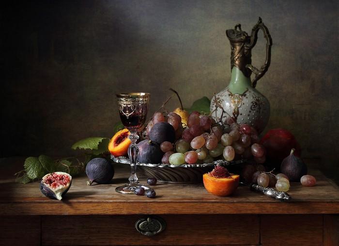 вкусные фото натюрморты - 10