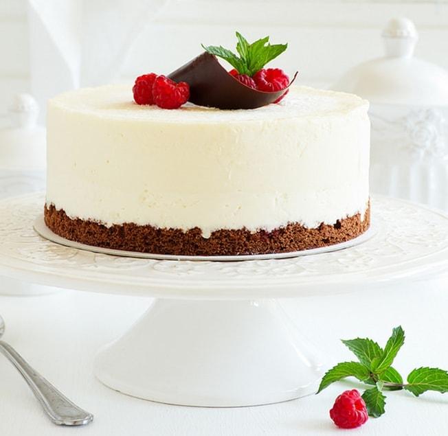 торт малиновая сказка - 01