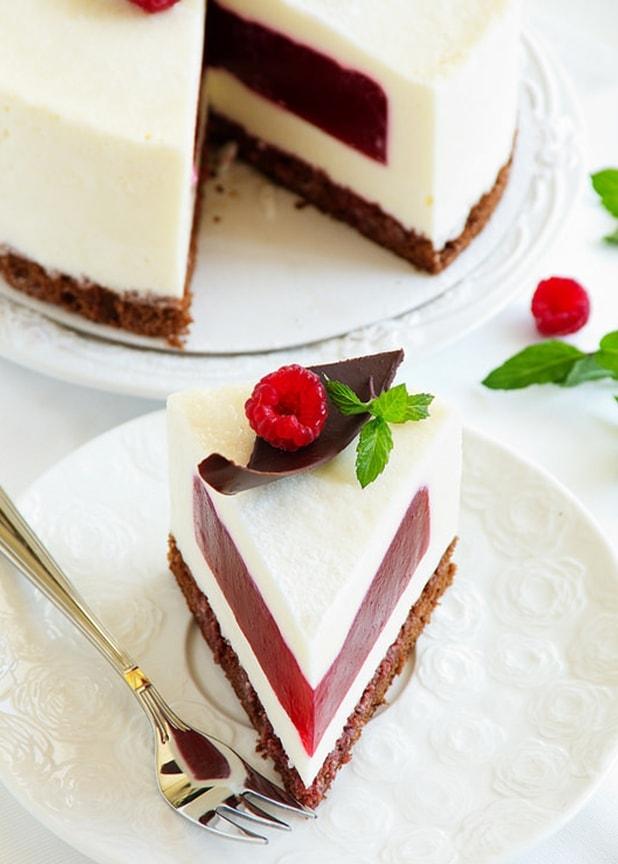 торт малиновая сказка - 03