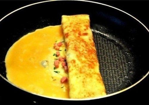 омлет по-испански вкусный завтрак - 02