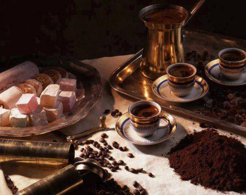 рецепт кофе по мавритански