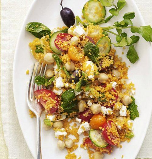 рецепт восточного овощного салата - 02