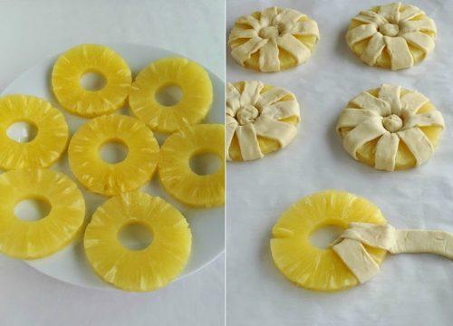 домашние пирожные ананасовые рецепт – 02