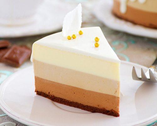торт Шоколадная сказка рецепт - 01