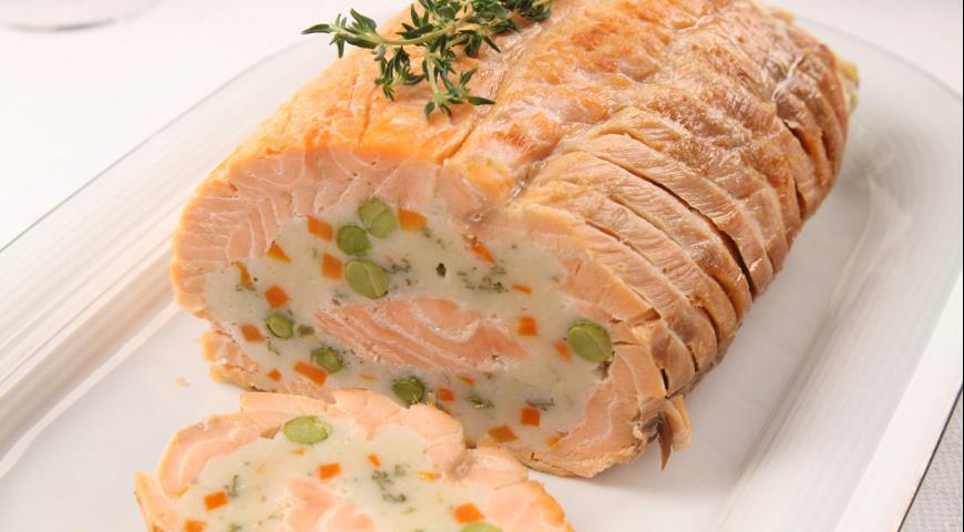 рецепты рыбные рулеты с фото
