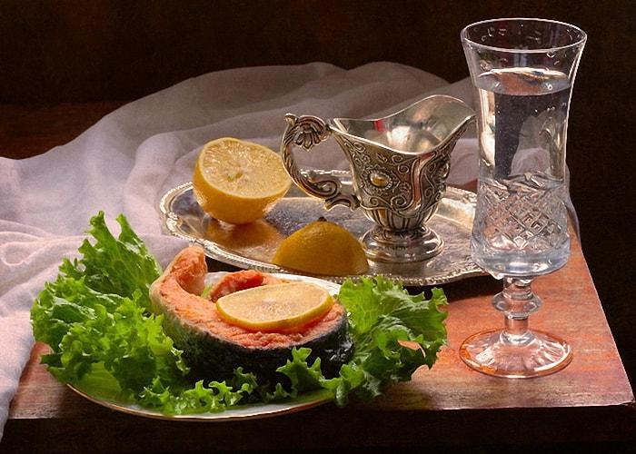 водка и закуска фото -3-01