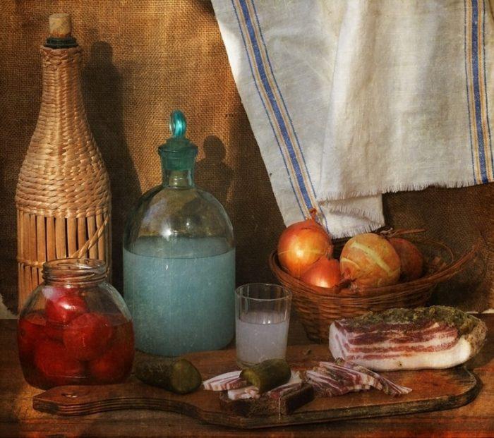 водка и закуска фото -3-14