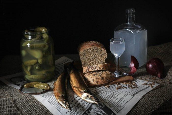 водка и закуска фото -3-16