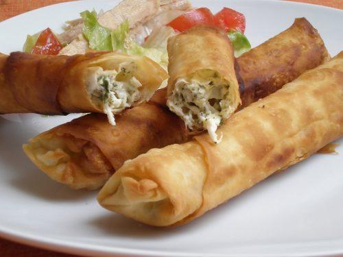 блины с сыром по турецки