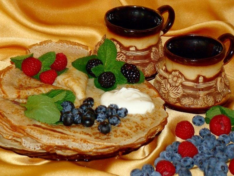Рецепт блинчики скородумки на молоке — pic 9