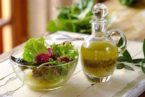 заправки для салата