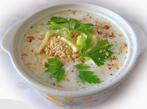 суп таратор болгарский рецепт - 01