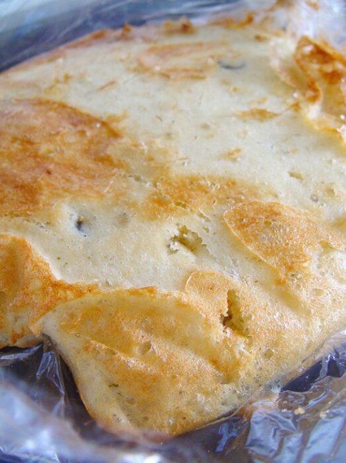 хлеб итальянский домашний в духовке - 02