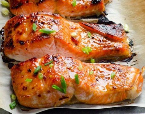 лосось запеченный по-тайски - 01