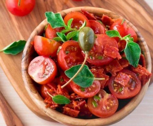 закуска из помидоров - 01