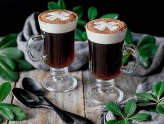 Ирландский кофе. Традиционный рецепт